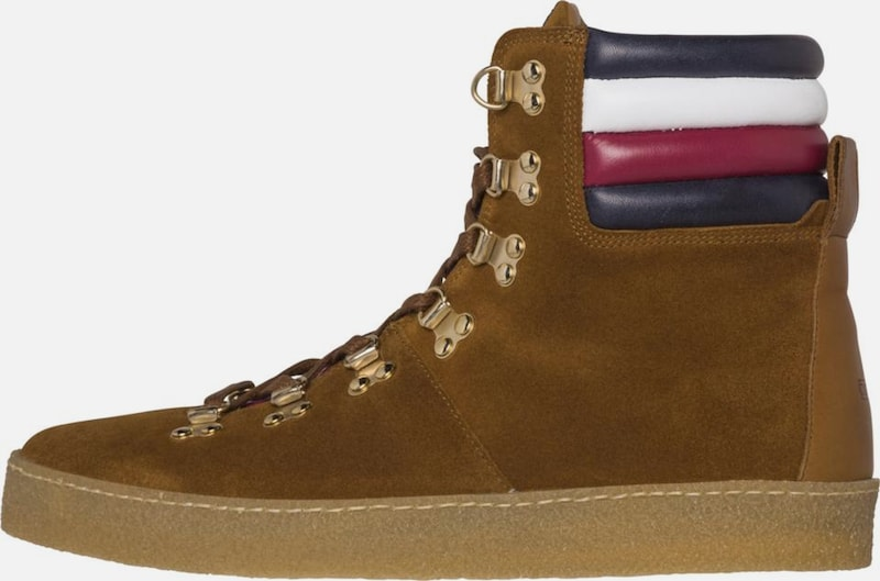TOMMY HILFIGER HYBRID Sneaker »CREPE OUTSOLE HIKING HYBRID HILFIGER BOOT« a97c93