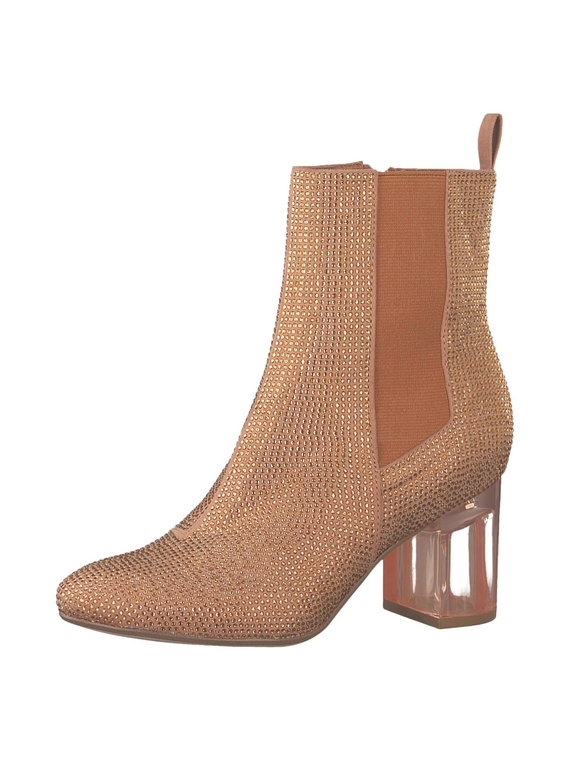 Stiefel hellbraun in Chelsea TAMARIS 187efntam91845 Schuhe