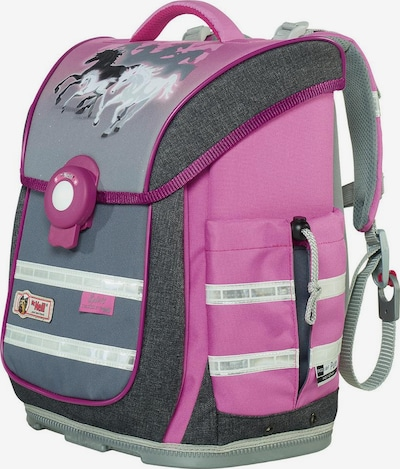MCNEILL Schulranzen »ERGO Light PURE, Spirit« (Set, 4 tlg.) in pink, Produktansicht