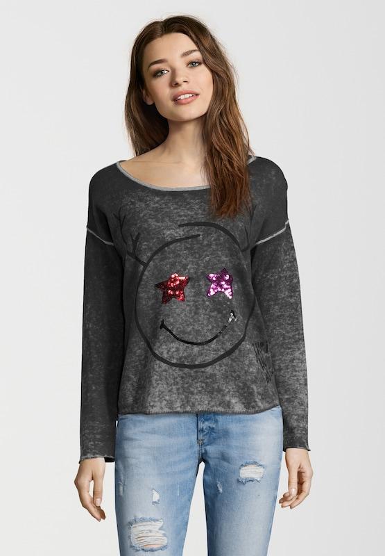 Grace Strickpullover CHRISTMAS SMILE