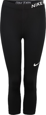 NIKE Sporthose 'Pro' im Tight Fit