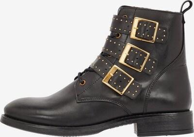 Bianco Boots 'Alina' in gold / basaltgrau, Produktansicht