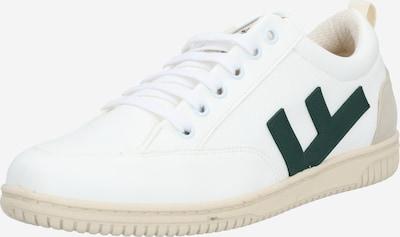 Flamingos' Life Sneaker 'ROLAND' in grün / weiß, Produktansicht