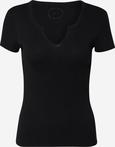 ONLY T-Krekls 'Vicky' pieejami melns, Preces skats