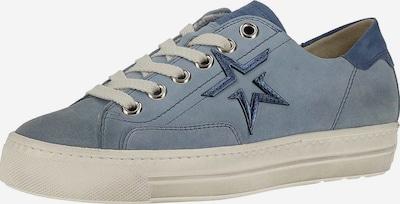 Paul Green Sneaker in rauchblau, Produktansicht