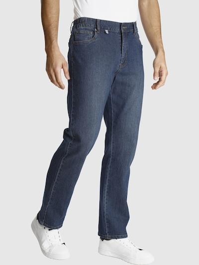 Jan Vanderstorm Jeans ' Huto ' in blue denim, Modelansicht