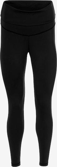 REEBOK Pantalon de sport en noir, Vue avec produit