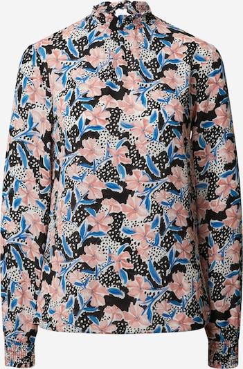 Dorothy Perkins (Tall) Blouse 'Floral Shirred' in de kleur Gemengde kleuren, Productweergave