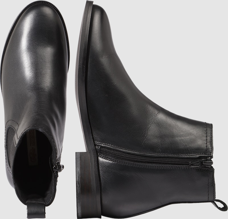 Buffalo Chelsea Boot In Leather