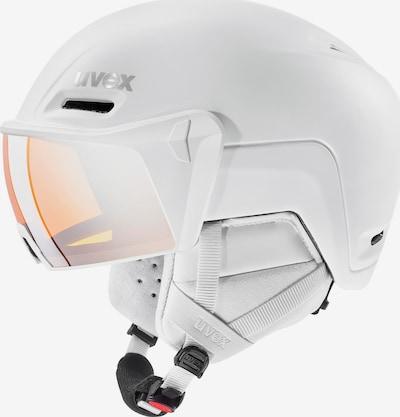 UVEX Visierhelm 'hlmt 700 visor' in weiß, Produktansicht