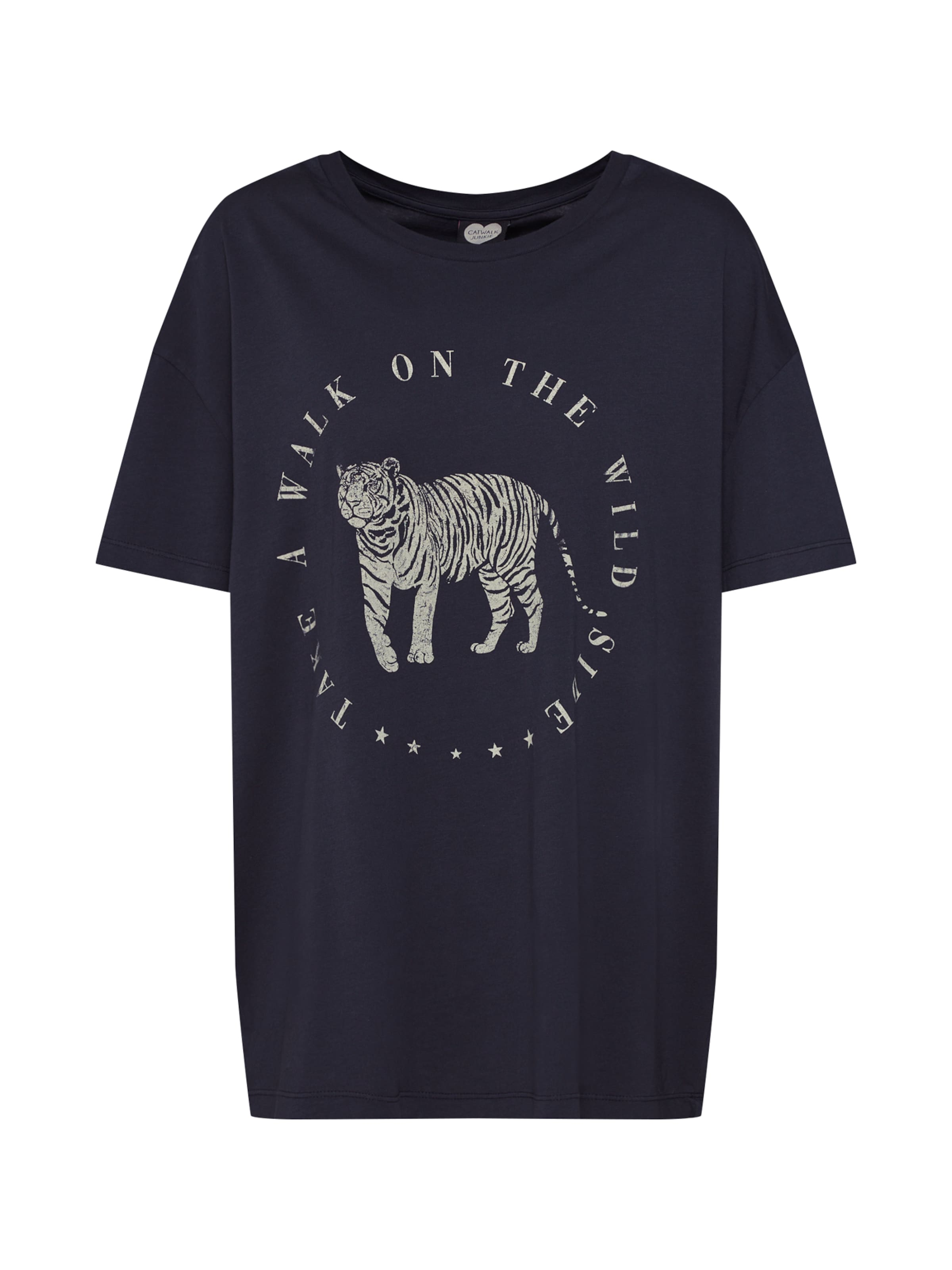 Junkie In Catwalk Shirt 'ts Bandit' Grau CxBhdostQr