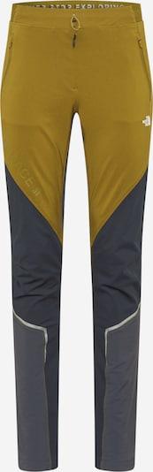 THE NORTH FACE Outdoorové kalhoty - medová / šedá / tmavě šedá, Produkt