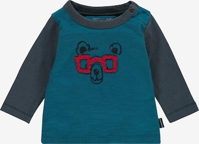 Noppies T-Shirt 'Airmont' en bleu / pétrole: Vue de face