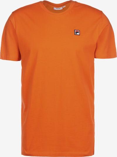FILA T-Shirt in dunkelorange, Produktansicht