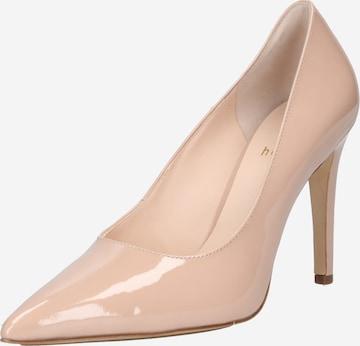 Högl Официални дамски обувки 'Boulevard 90' в бежово