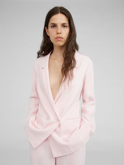 EDITED Blazer 'Harper' in pink, Modelansicht