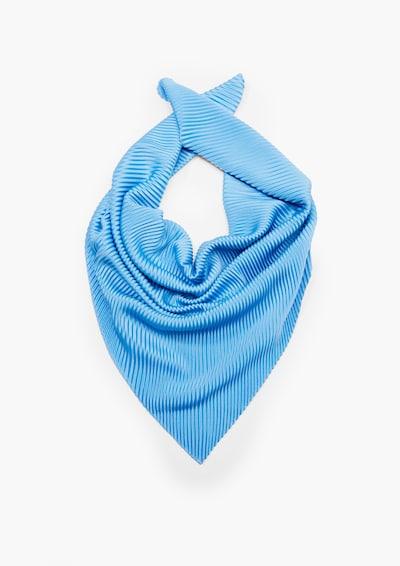 s.Oliver Satin-Tuch in hellblau, Produktansicht