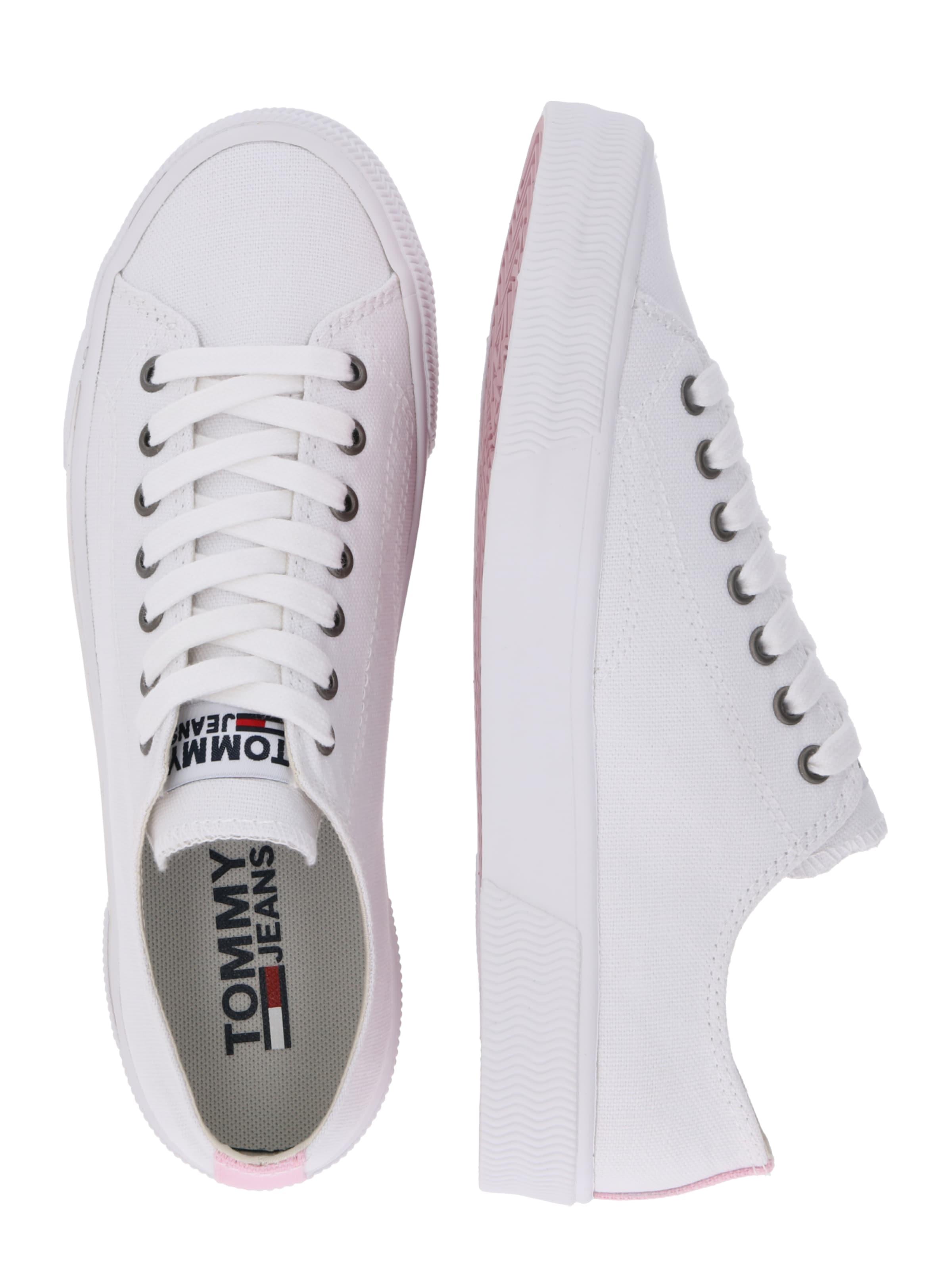 Jeans Jeans In Sneaker Tommy Weiß Sneaker Weiß Tommy Tommy In Jeans In Sneaker EID92HWY