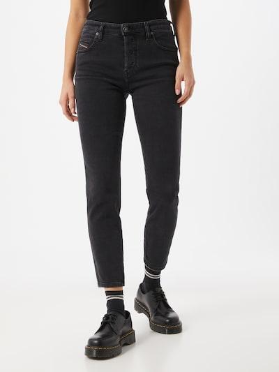 Jeans 'Babhila' DIESEL pe negru, Vizualizare model