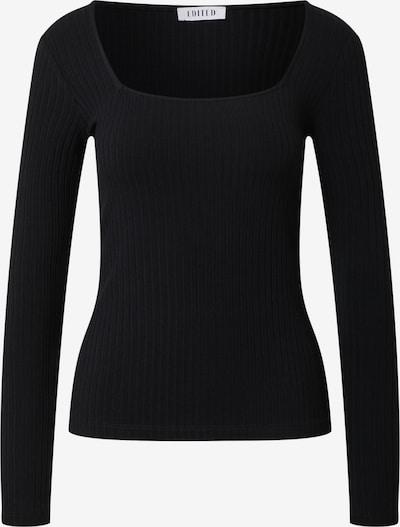 EDITED Shirt 'Valeria' in schwarz, Produktansicht
