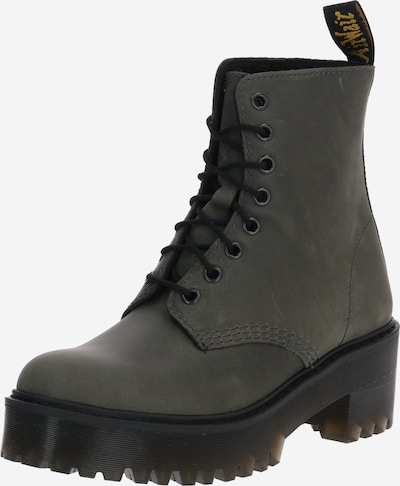 Dr. Martens Lace-up bootie 'Shriver Hi' in grey / black, Item view