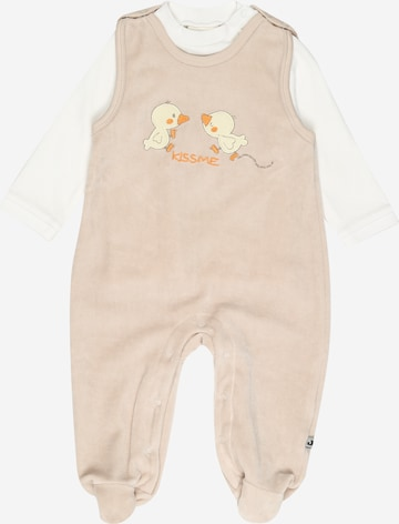 JACKY Overall in Beige