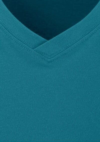Maier Sports T-Shirt (3 Stck.) in blue denim / graphit / smaragd, Produktansicht
