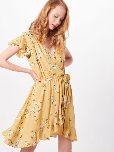 MINKPINK Kleid 'MAGGIE' in gelb, Modelansicht