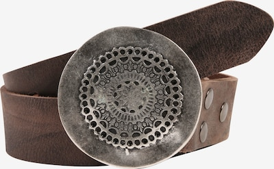 RETTUNGSRING by showroom 019° Gürtel in braun, Produktansicht