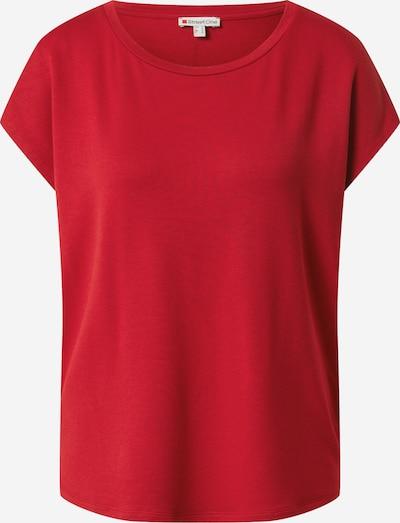 STREET ONE Shirt in de kleur Wijnrood, Productweergave