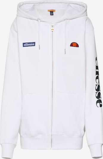 fehér ELLESSE Tréning dzseki, Termék nézet