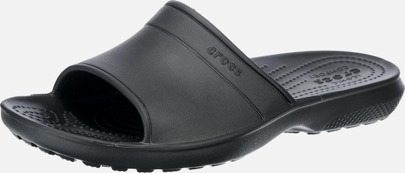 Crocs Komfort-pantoletten Classic Slide