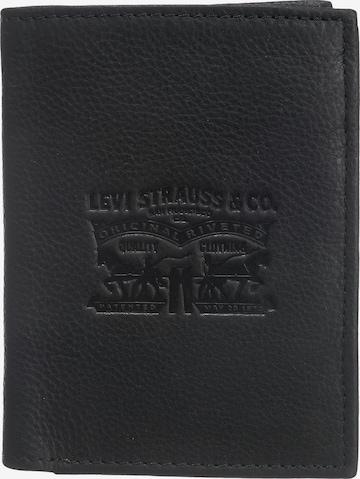 LEVI'S Plånbok i svart