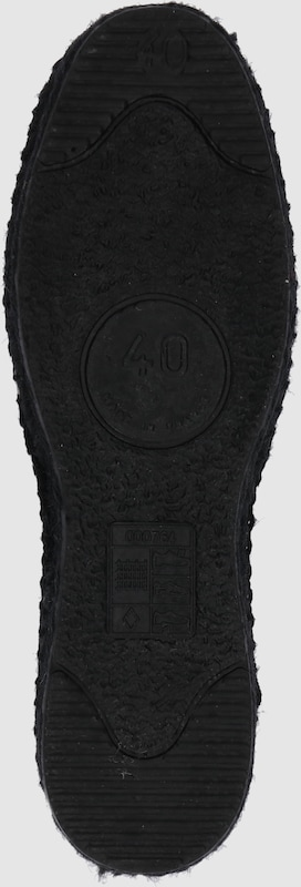 espadrij l´originale Schuhe | Espadrilles 'Le Noir' Schuhe l´originale Gut getragene Schuhe 2bbb64