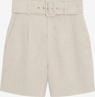 MANGO Pantalon 'SEOUL' en beige, Vue avec produit