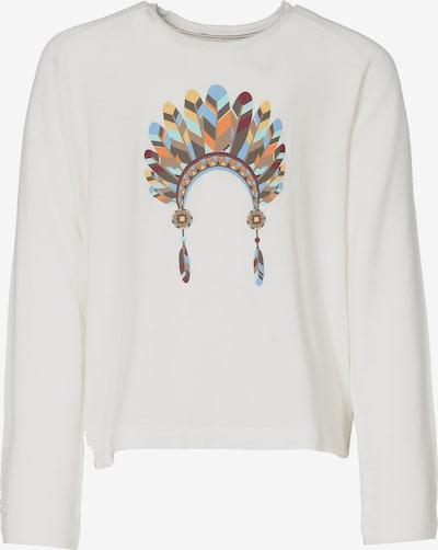 Colorado Denim Shirt 'INI' in mischfarben / weiß, Produktansicht