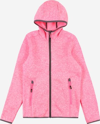 CMP Sport- Sweatjacke in pink, Produktansicht