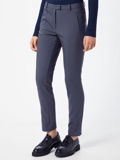 Kelnės iš MORE & MORE , spalva - melsvai pilka: Vaizdas iš priekio