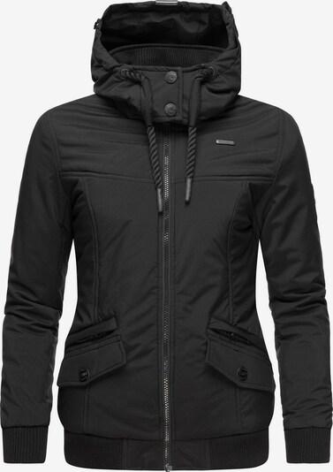 MARIKOO Winterjacke 'Sumikoo' in schwarz, Produktansicht