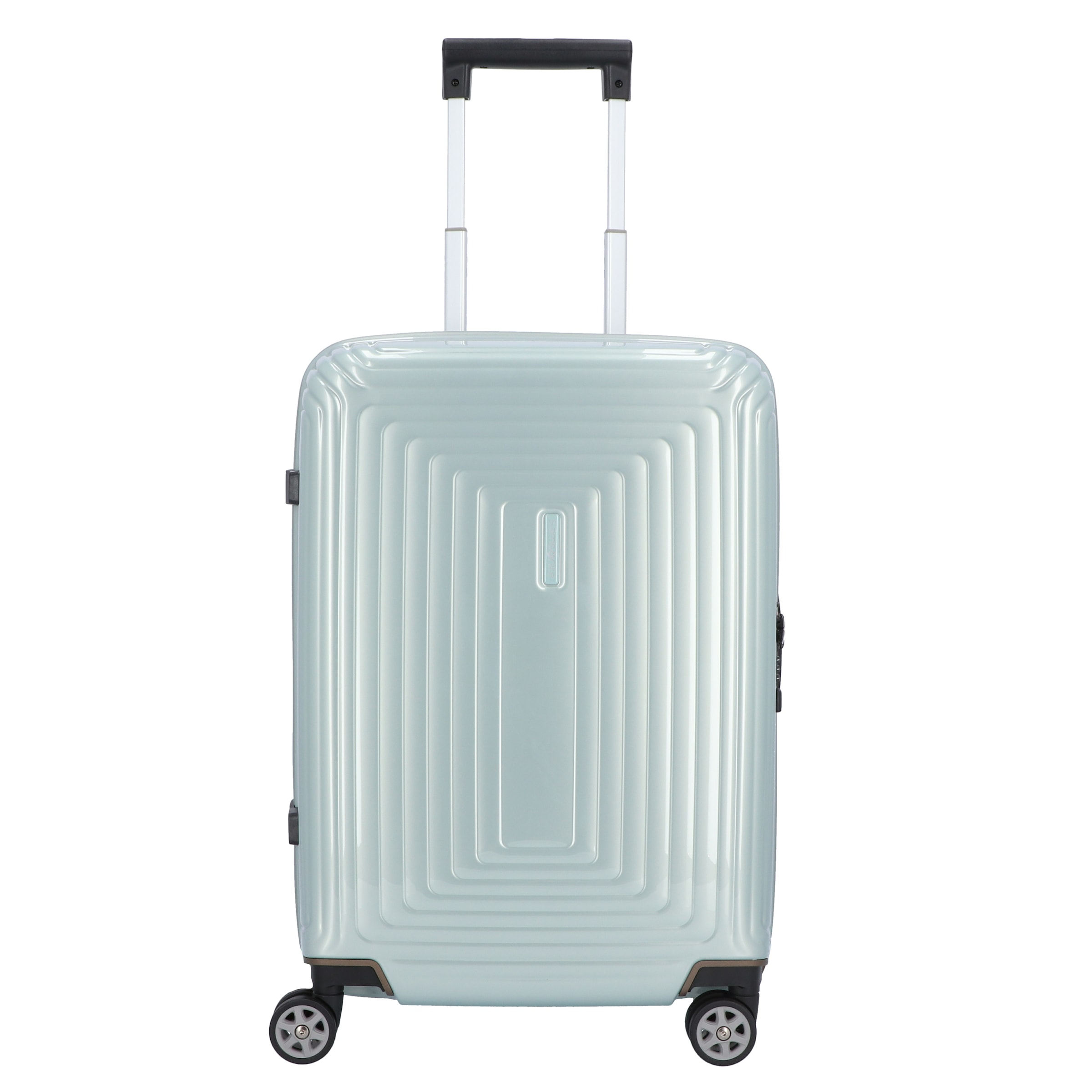 Samsonite 4 rollen Kabinentrolley In Spinner Neopulse RotSchwarz mN80wnyvO
