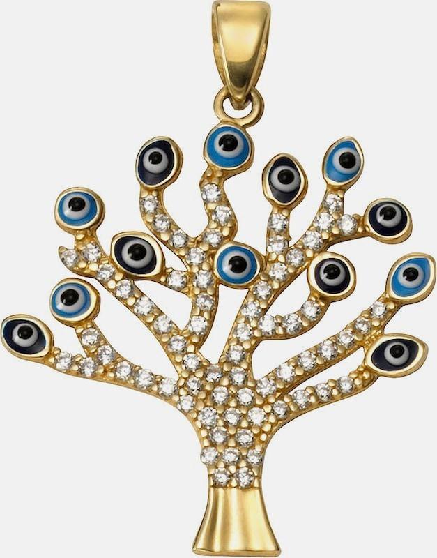 FIRETTI Kettenanhänger »Baum«