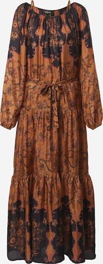 Mes Demoiselles Kleid 'Mexico' in braun / rot / schwarz, Produktansicht