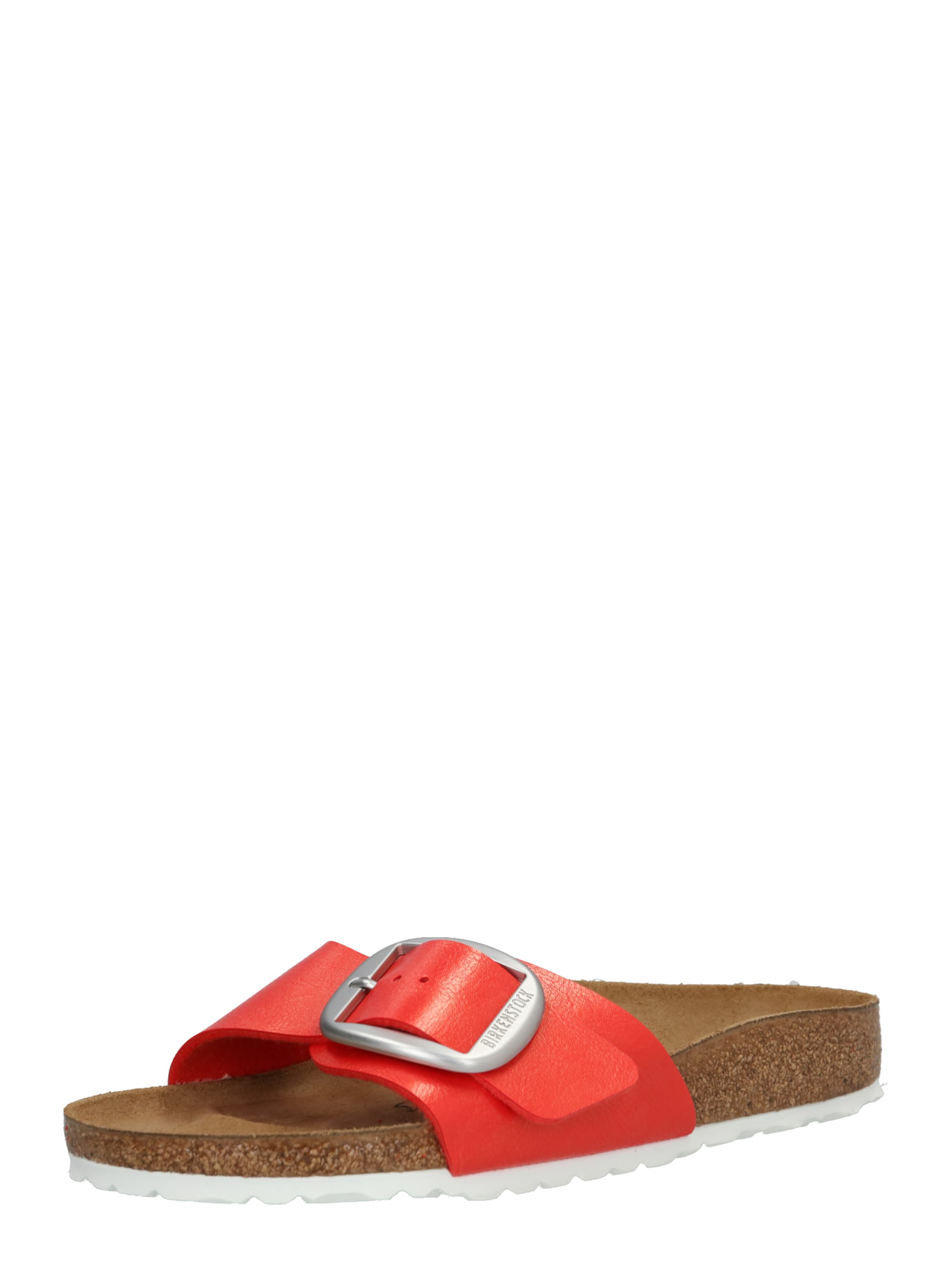 Pantolette Rot In 'madrid' Pantolette Birkenstock 'madrid' In Rot 'madrid' In Pantolette Birkenstock Birkenstock OZXPuTki