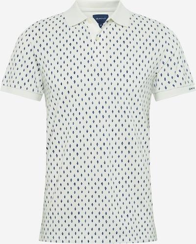 GANT Shirt 'DESERT DIAMOND' in de kleur Donkerblauw / Wit: Vooraanzicht