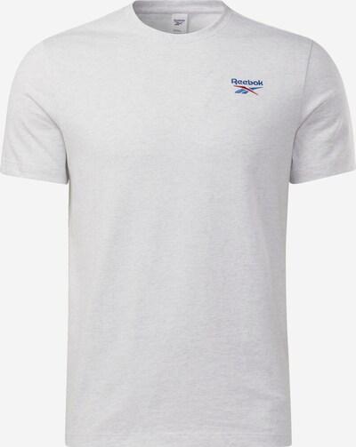 Reebok Classic T-shirt in weiß, Produktansicht