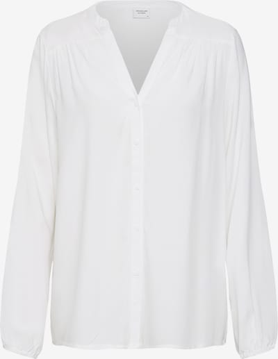 JACQUELINE de YONG Bluse in weiß, Produktansicht