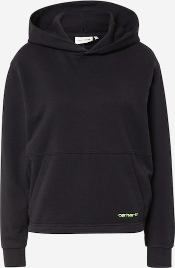 Carhartt WIP Sweatshirt 'Neo' in gelb / schwarz, Produktansicht