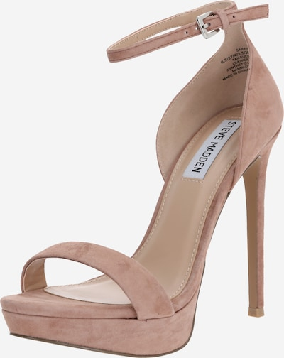 STEVE MADDEN Strap sandal ' SARAH ' in beige / brown / taupe, Item view