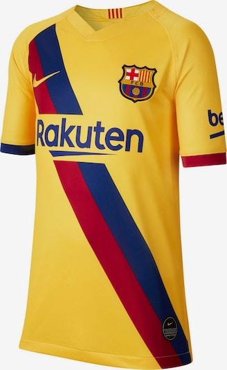 NIKE Trikot 'FC Barcelona 19/20' in gelb / mischfarben, Produktansicht