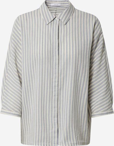 OPUS Chemisier 'Frona stripe' en blanc, Vue avec produit